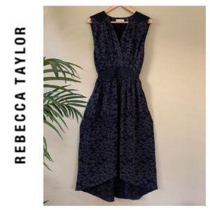 REBECA TAYLOR Silk Dress